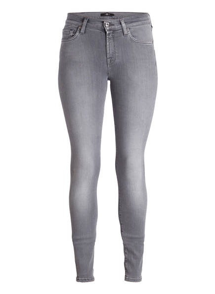 7 for all mankind Jeans THE SKINNY, Farbe: BH SLIM ILLUSION LUXE OVERLAND (Bild 1)