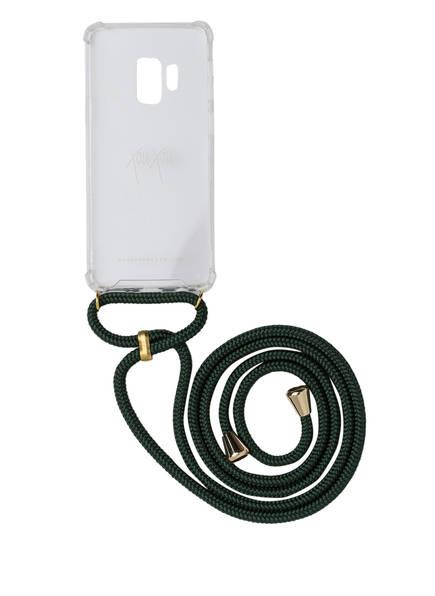 xouxou Smartphone-Hülle , Farbe: DUNKELGRÜN (Bild 1)