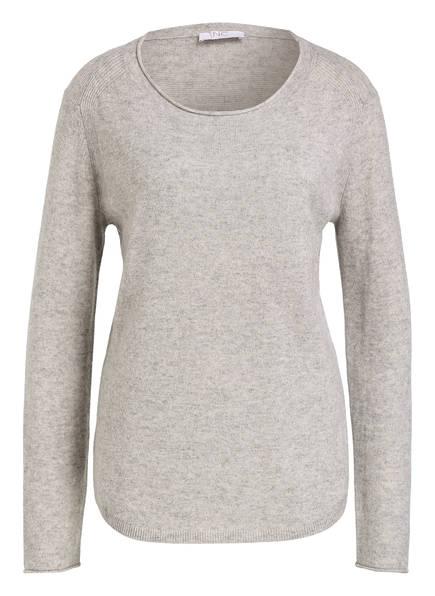 NICE CONNECTION Cashmere-Pullover, Farbe: HELLGRAU (Bild 1)
