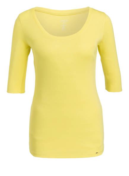 MARCCAIN T-Shirt, Farbe: 422 lemon drop (Bild 1)