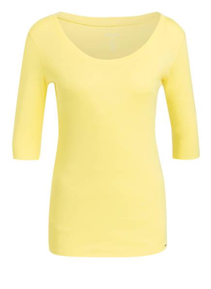MARCCAIN T-Shirt, Farbe: 420 LEMON (Bild 1)