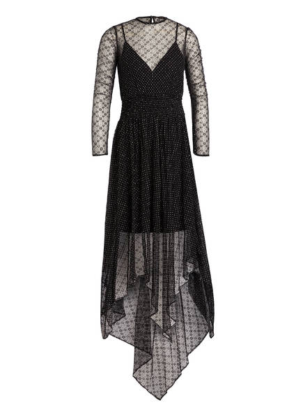 Relena Kleid Schwarz Schwarz Maje Maje Silber Kleid Maje Relena Kleid Schwarz Relena Silber Silber 6nTwp5q58A