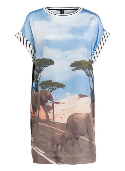 MARCCAIN Kleid, Farbe: 325 BLAU (Bild 1)
