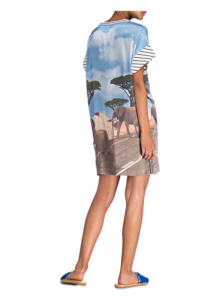 Marccain Marccain Kleid Blau 325 325 Marccain Kleid Kleid Blau Blau 325 dFqwAr0qB