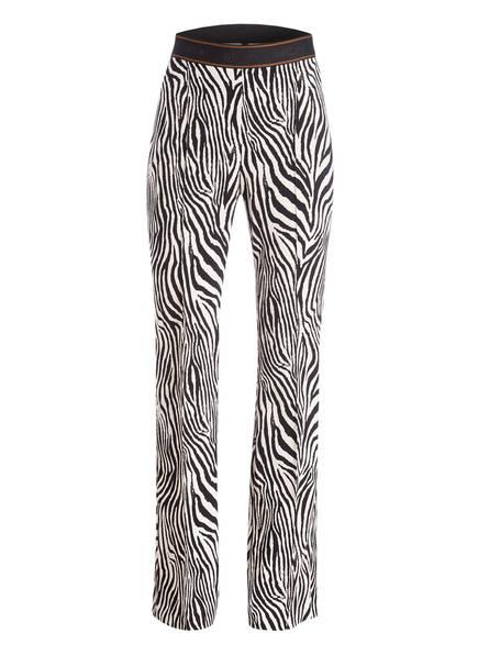 MARCCAIN Marlenehose, Farbe: 115 black&white (Bild 1)