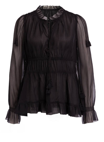 MARCCAIN Bluse, Farbe: 900 BLACK (Bild 1)