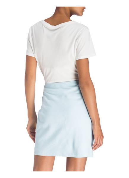 White T Paillettenbesatz Marccain shirt Mit 212 wz1nP7q