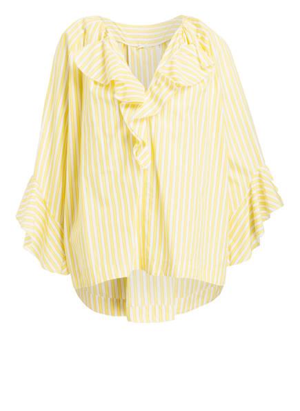 MARCCAIN Blusenshirt , Farbe: 420 LEMON (Bild 1)
