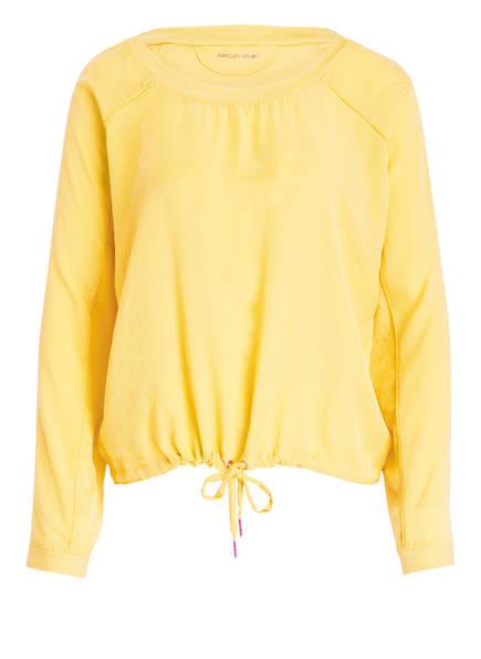 MARCCAIN Blusenshirt, Farbe: 425 sulphur (Bild 1)