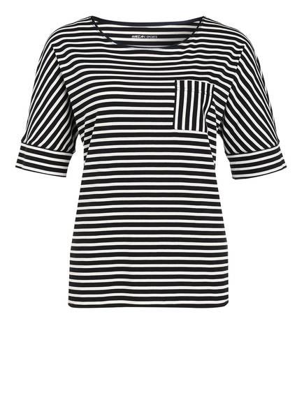 MARCCAIN T-Shirt, Farbe: 395 space blue (Bild 1)