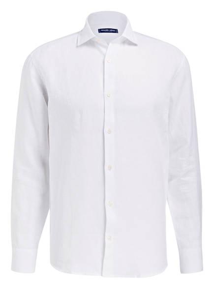 FRESCOBOL CARIOCA Leinenhemd Regular-Fit, Farbe: WEISS (Bild 1)