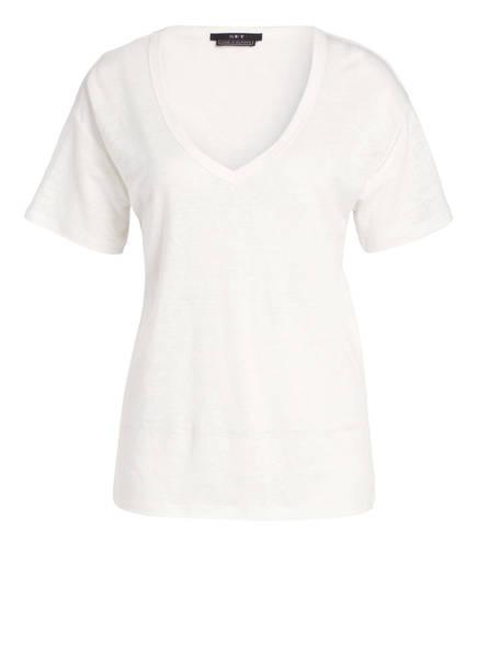 SET Leinenshirt, Farbe: CREME (Bild 1)