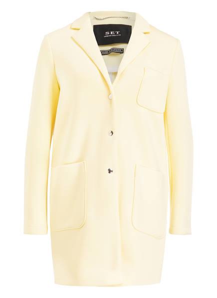 SET Mantel, Farbe: GELB (Bild 1)