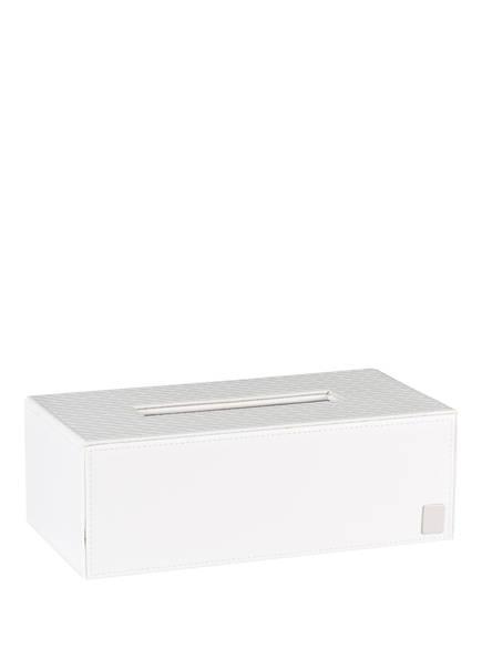 JOOP! Papiertuchbox BATHLINE , Farbe: WEISS  (Bild 1)