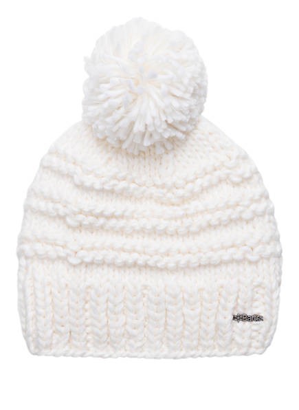 Barts Grobstrick-Mütze JASMIN, Farbe: WEISS (Bild 1)