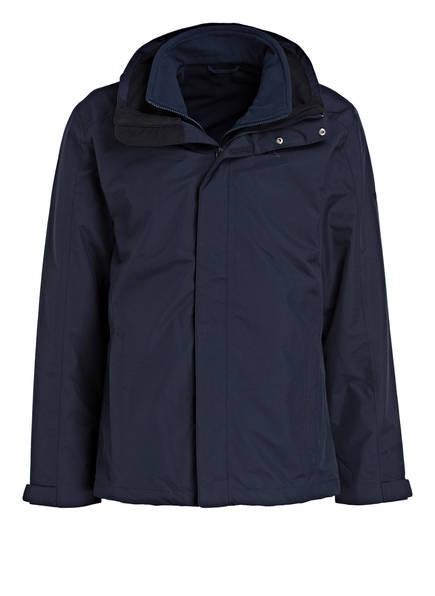 Schöffel 2-in-1-Jacke TURIN mit ZipIn!-Funktion, Farbe: MARINE (Bild 1)