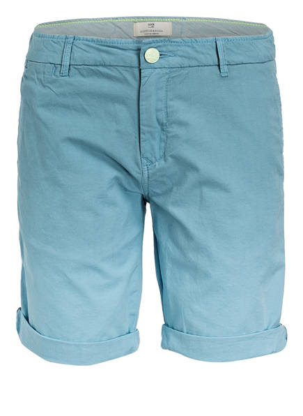 SCOTCH SHRUNK Chino-Shorts, Farbe: HELLBLAU (Bild 1)