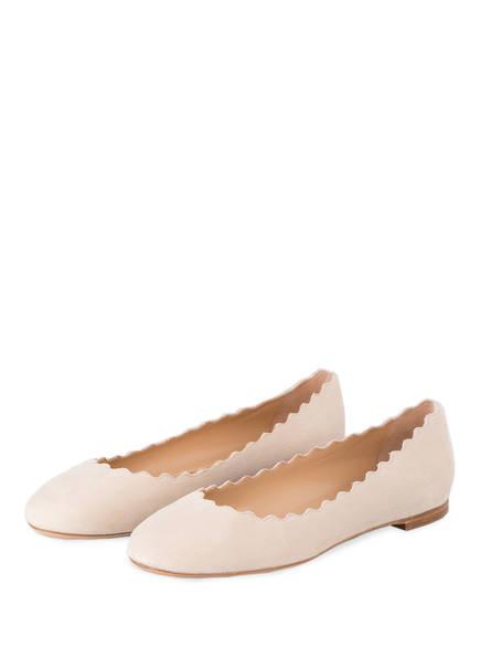 Chloé Ballerinas LAUREN, Farbe: MILD BEIGE (Bild 1)