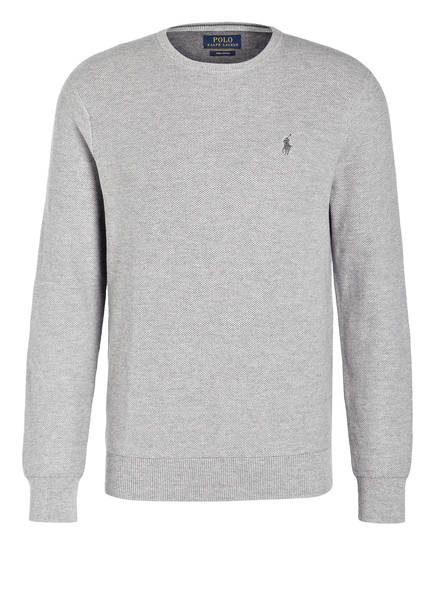 POLO RALPH LAUREN Pullover , Farbe: GRAU (Bild 1)