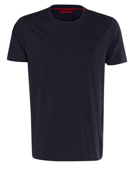 HUGO T-Shirt DERO, Farbe: DUNKELBLAU (Bild 1)