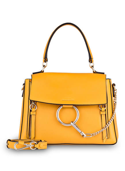 Chloé Handtasche FAYE DAY SMALL, Farbe: BURNING CAMEL (Bild 1)