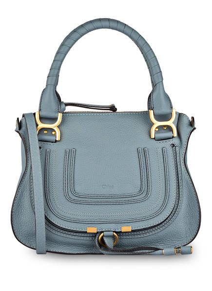 Chloé Handtasche MARCIE SMALL , Farbe: CLOUDY BLUE (Bild 1)