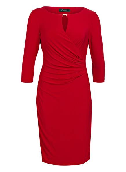 LAUREN RALPH LAUREN Kleid KELBY, Farbe: ROT (Bild 1)