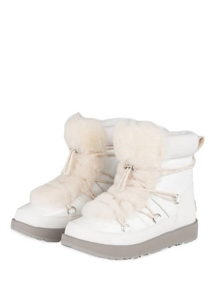 UGG Boots HIGHLAND WATERPROOF, Farbe: WEISS (Bild 1)