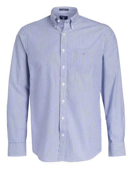 GANT Hemd Regular Fit, Farbe: BLAU/ WEISS  (Bild 1)