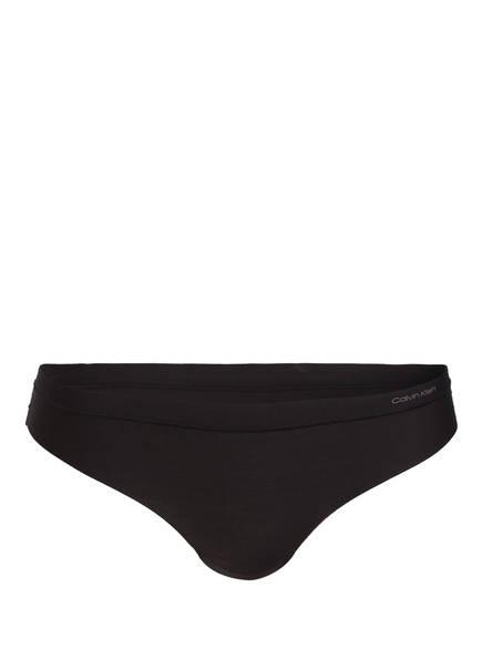 Calvin Klein Slip CK FORM, Farbe: SCHWARZ (Bild 1)