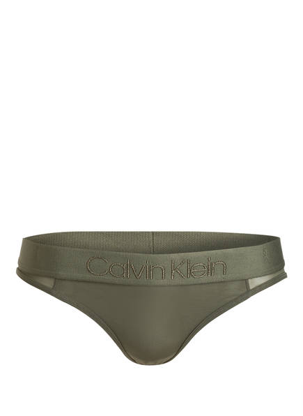 Calvin Klein Slip, Farbe: OLIV (Bild 1)
