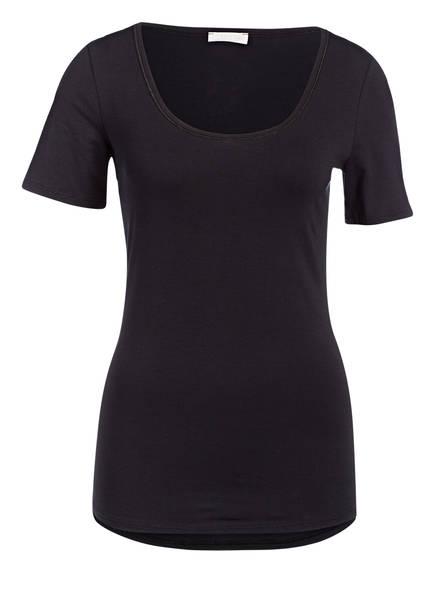 HANRO T-Shirt COTTON SENSATION, Farbe: SCHWARZ (Bild 1)
