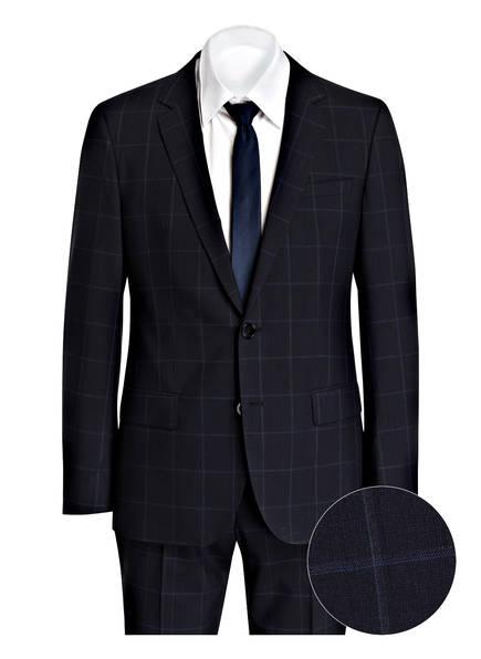 HUGO Anzug HENRY/GRIFFIN182 Slim Fit, Farbe: NAVY (Bild 1)
