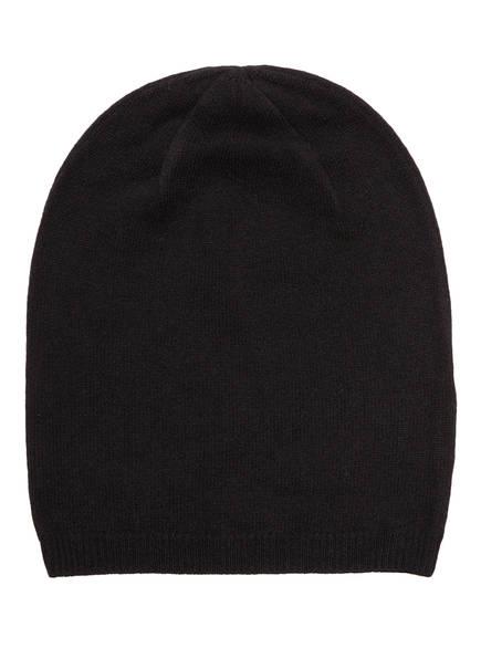 CODELLO Cashmere-Mütze, Farbe: SCHWARZ (Bild 1)