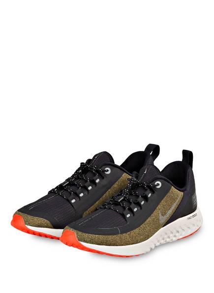 Nike Laufschuhe EPIC REACT SHIELD, Farbe: DUNKELBLAU/ OLIV (Bild 1)