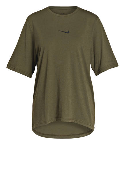 Nike T-Shirt DRI-FIT, Farbe: KHAKI (Bild 1)
