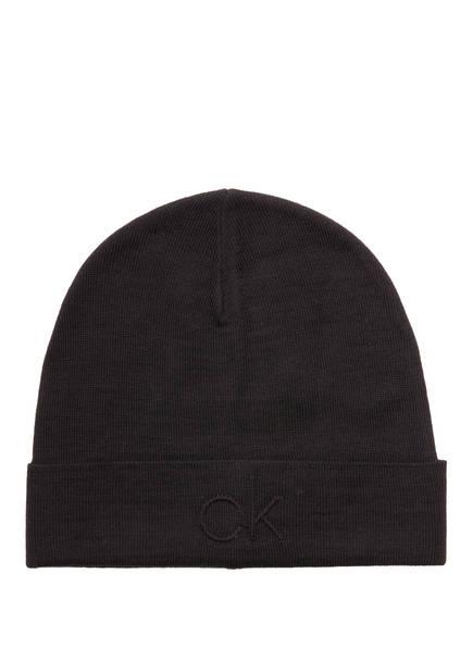 Calvin Klein Mütze, Farbe: SCHWARZ (Bild 1)