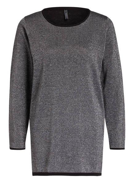 FREEQUENT Pullover CALLIA, Farbe: SCHWARZ/ SILBER (Bild 1)