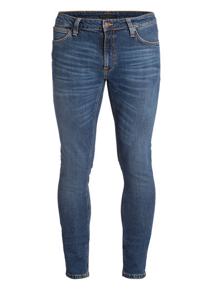 Nudie Jeans Jeans SKINNY LIN Skinny Fit, Farbe: MID AUTHENTIC POWER (Bild 1)