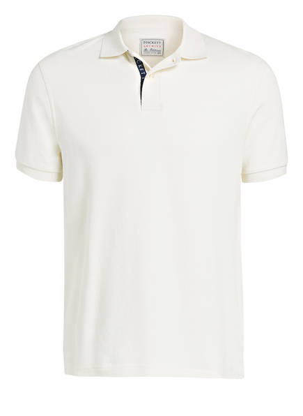 HACKETT LONDON Poloshirt Slim Fit, Farbe: CREME (Bild 1)