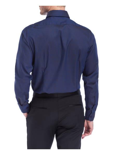 Fit Blau Hemd Tailored Schwarz Seidensticker wBFHUxq