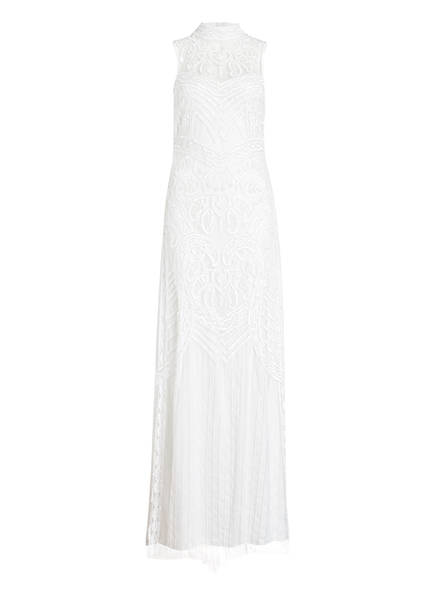 Frill Abendkleid Weiss Frock amp; amp; amp; Frock Frill Abendkleid Weiss Abendkleid Frill Frock wPqOCOt