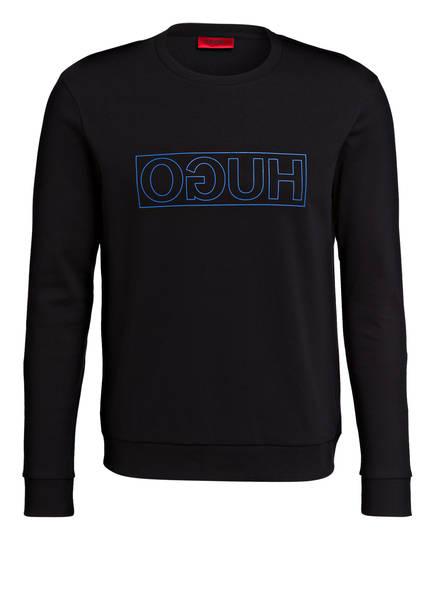 Schwarz Hugo Dicago Hugo Sweatshirt Sweatshirt WZvI8I