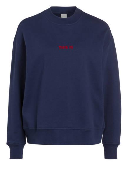 BOSS Sweatshirt TASTAND, Farbe: DUNKELBLAU (Bild 1)