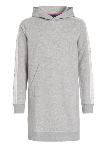 GANT Sweatkleid, Farbe: GRAU MELIERT (Bild 1)