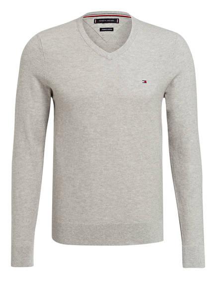 TOMMY HILFIGER Pullover, Farbe: HELLGRAU (Bild 1)