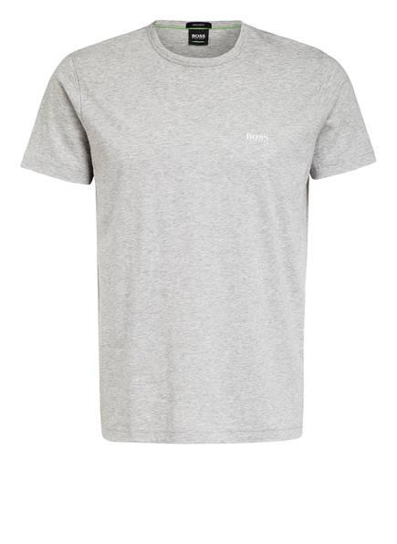 BOSS T-Shirt, Farbe: GRAU MELIERT (Bild 1)