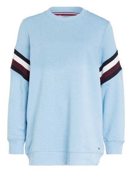 TOMMY HILFIGER Sweatshirt , Farbe: HELLBLAU (Bild 1)