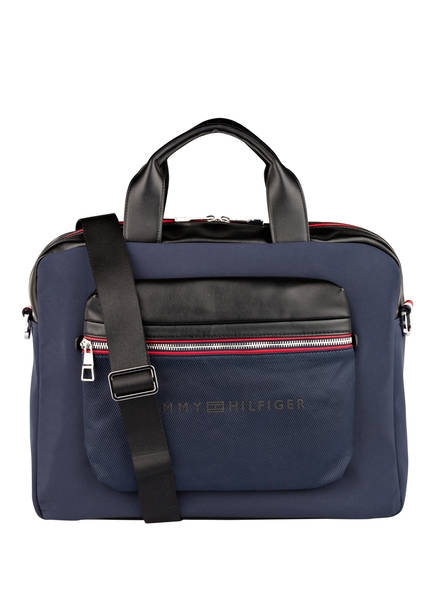 TOMMY HILFIGER Laptoptasche , Farbe: DUNKELBLAU  (Bild 1)