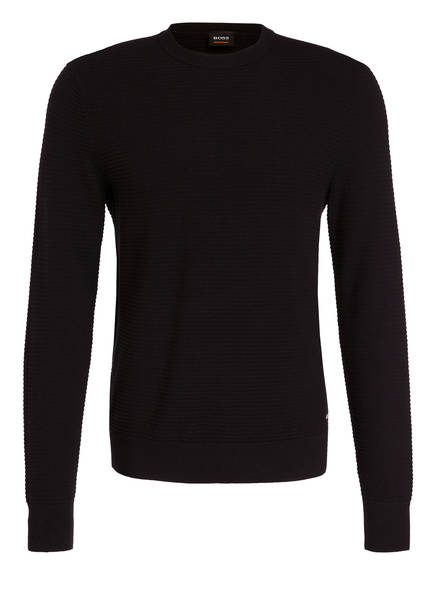 BOSS Pullover KALINKS, Farbe: SCHWARZ (Bild 1)
